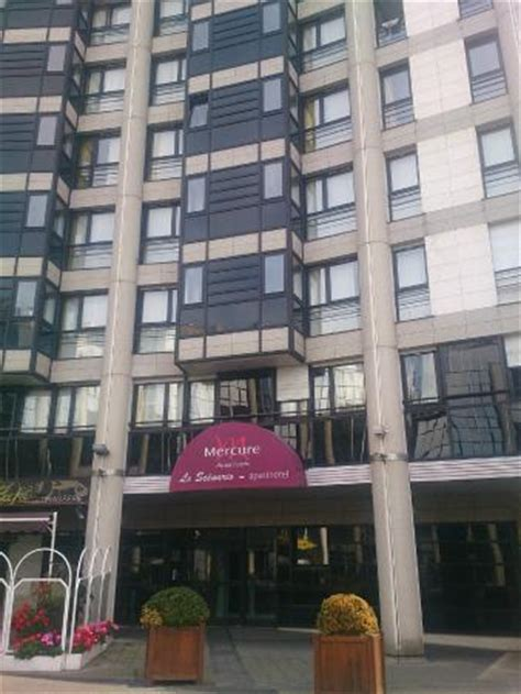 63 place rene clair boulogne billancourt hotel r 233 sidence mercure le sc 233 nario picture of