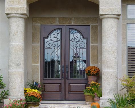 Tuscan Front Doors Custom Tuscany Door Mediterranean Front Doors Other Metro By The Front Door Company