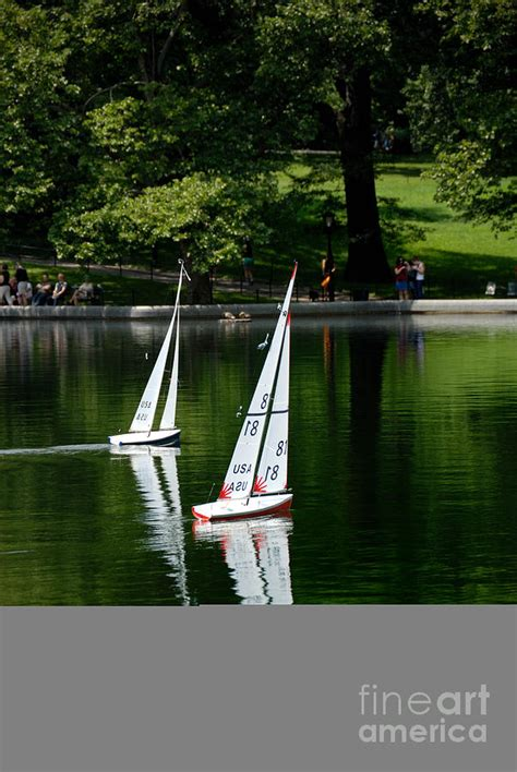 central park boat model model boats central park new york photograph by amy cicconi