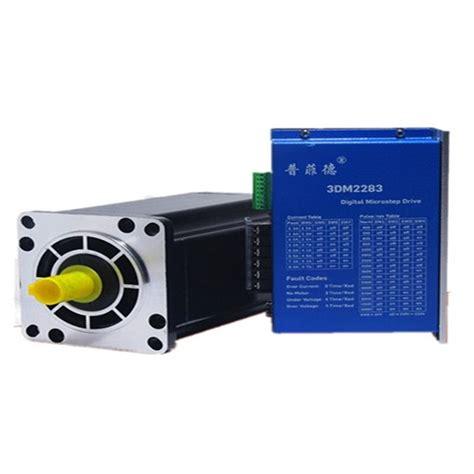 110 Three Phase Stepper Motor Set 220v 110byg350b 12n M