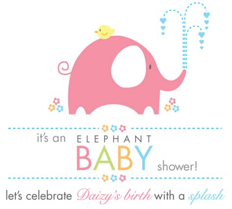 Elephant Baby Shower by Unperfect World Elephant Baby Shower