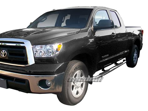 Toyota Tundra Step Bars Fit 2007 2017 Toyota Tundra Cab 3 Stainless Steel