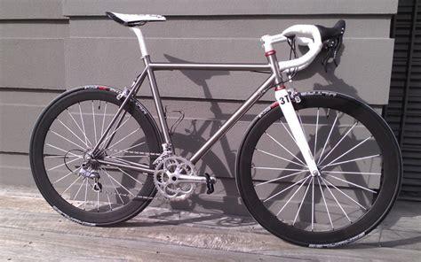 Handmade Titanium Bikes - found astir frames australian built custom titanium