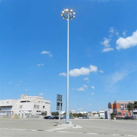 torri faro illuminazione installazione manutenzione controllo e verifica sulle