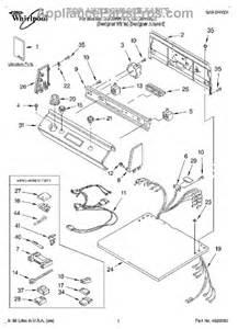 whirlpool 8299837 harness wiring appliancepartspros