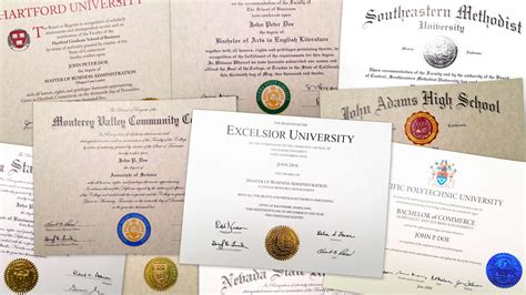 Usc Professional Mba Diploma by The Best Diplomas Transcripts Degrees