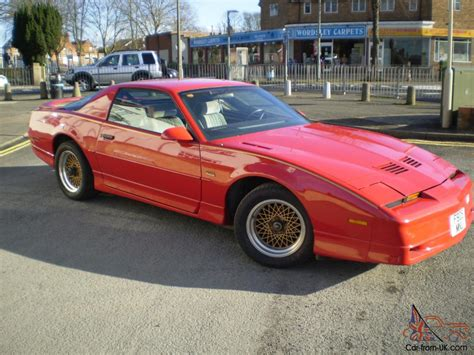 Pontiac Gta Trans Am by Pontiac Trans Am Gta