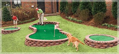 Diy Backyard Putting Green by Pin By Keith On New House Diy S
