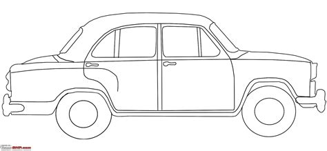 Auto Zeichnung by Outline Drawings Of Cars Drawing