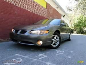 2000 Pontiac Gtp Specs 2000 Pontiac Grand Prix Gtp Sedan Specs