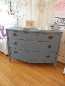 shabby chic country cottage dresser historic blue distressed