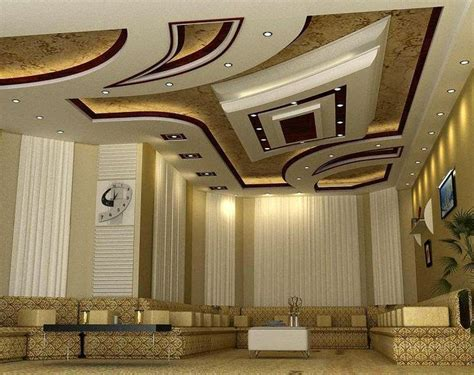10 Modern Pop False Ceiling Designs For Living Room Pop Ceiling Designs For Living Room