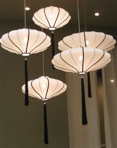 Paper Lantern Pendant Light Bring Asian Flavor To Your Home 36 Eye Catchy Ideas Digsdigs