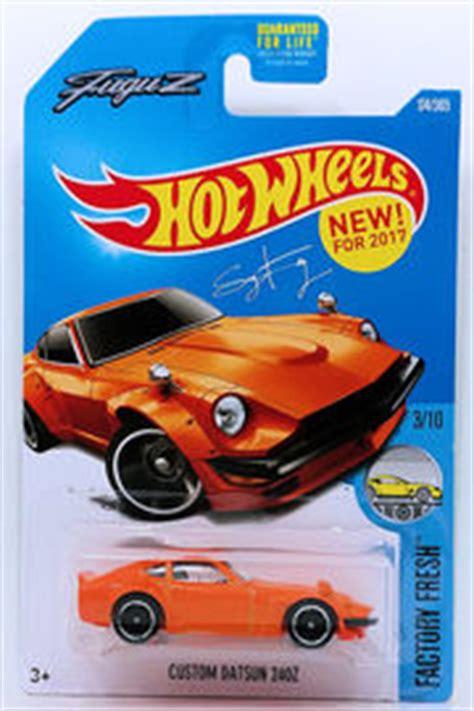 Dijamin Wheels Custom Datsun 240z Orange Fuguz 174 H2017 custom datsun 240z model cars hobbydb