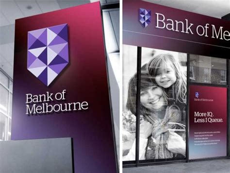 bank of melbourne the melbourne identity big bank mimics city s image as it