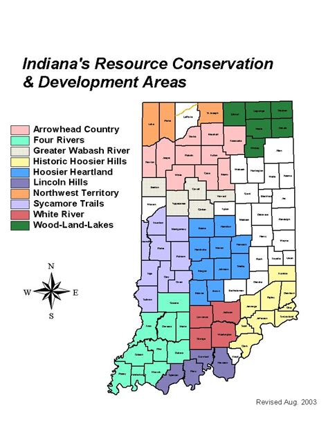 resource conservation and development councils nrcs indiana