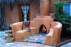 Adobe Pit 1000 Ideas About Adobe Fireplace On Adobe