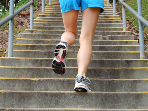 stair workouts at home
