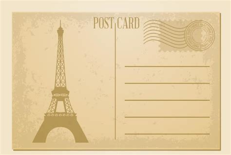 printable vacation postcards 20 free printable postcard templates utemplates