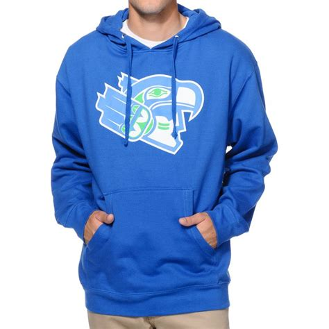 When You Want To Sit Casually The Hoodie Chair by Casual Industrees 12th Blue Pullover Hoodie At Zumiez
