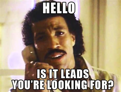 Hello Meme - business memes august 16 blog