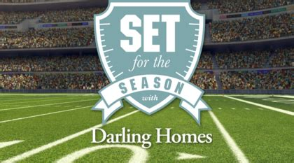 Sweepstakes For Homes - darling homes set for the season sweepstakes sun sweeps