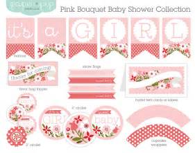 printable decor free printable baby shower decorations best baby decoration