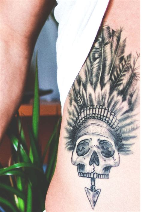 skull headdress tattoo 17 best images about cool tattoos on david