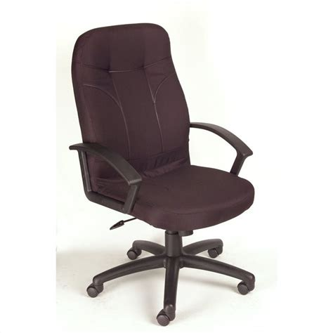 Office Chairs Fabric Fabric Task Office Chair With Arms B8801