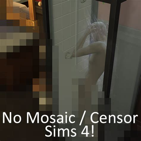 sims 3 how to remove censor search results latest lucky no mosaic censor mod by moxiemason at mod the sims