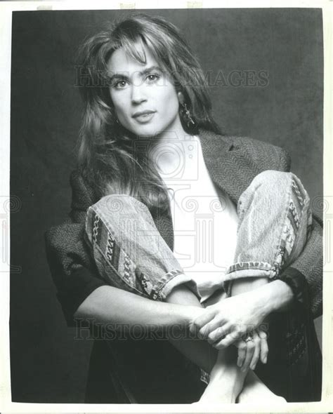 chelsea noble 1990 press photo chelsea noble growing pains historic images