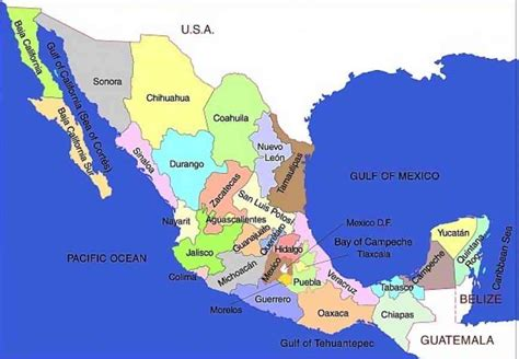 map us states gulf mexico gulf of mexico on a map map travel