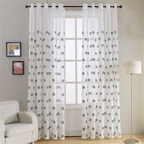 football curtain football curtains