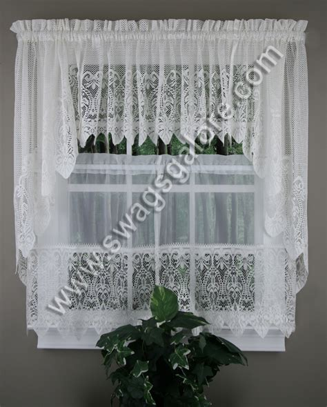 curtain valances for kitchen valerie kitchen curtains swags valances tiers united curtains sheer kitchen curtains