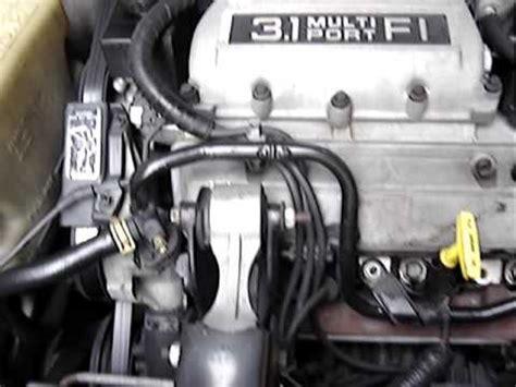 century buick 94 3.1 mpfi multiport youtube