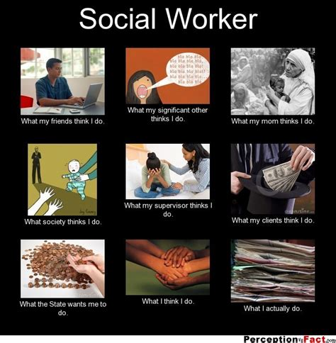 Social Worker Meme - social worker what people think i do what i really