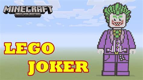 lego joker tutorial minecraft pixel art tutorial and showcase lego joker