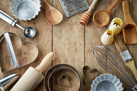 Kitchen Utensil Design by 15 Baking Utensils To Have In Your Kitchen