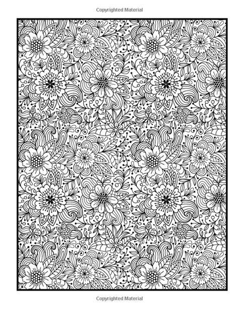 secret garden coloring book dk flower coloring book vol 4 farthing graphics