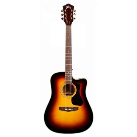 Gitar Akustik Bulet Sb guild d 140ce sb elektro akustik gitar doremusic