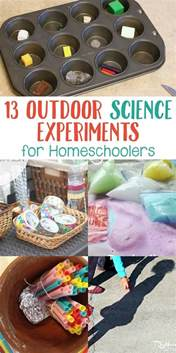 backyard science experiments for kids 13 outdoor science experiments for homeschoolers socal