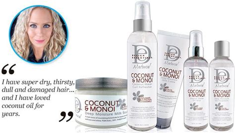 gray hair essentials beautiful on raw design essentials coconut monoi review naturallycurly com