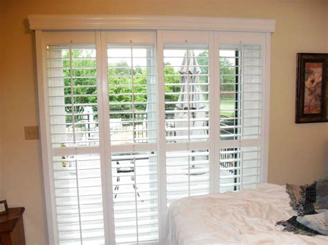 Patio Doors Blinds blinds for doors material cost color of the