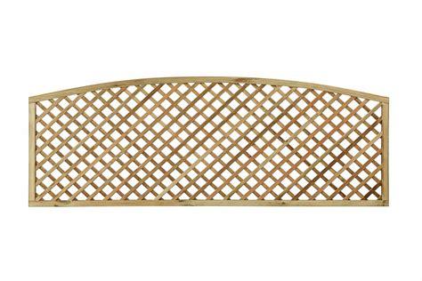 diagonal convex top trellis panel essex uk  garden