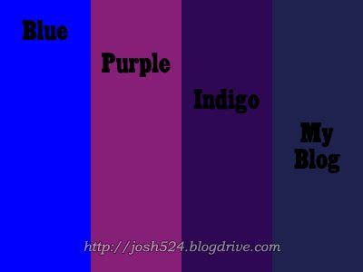 is indigo a color indigo is the color i want not purple not blue wedding