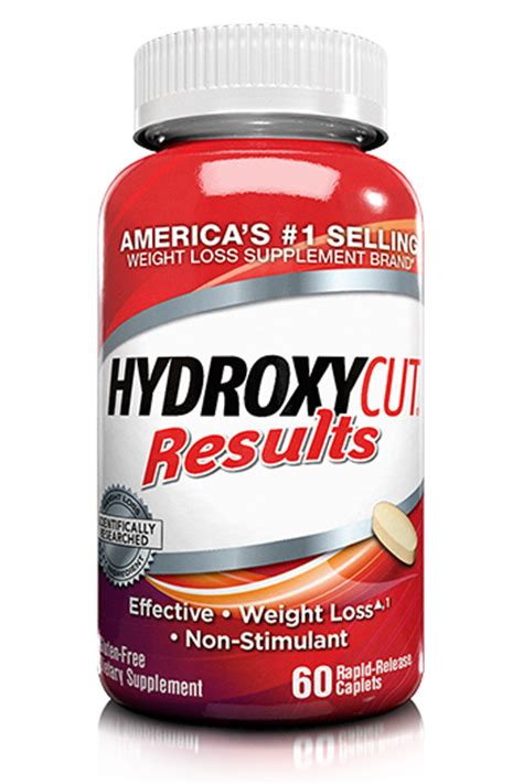Suplemen Hydroxycut Hydroxycut Results Weight Loss Supplement Hydroxycut