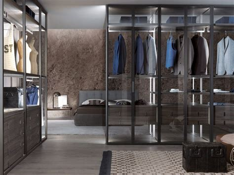 Fittings For Walk In Wardrobes by Palo Alto Sectional Walk In Wardrobe By Misuraemme