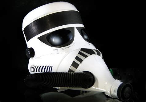 How To Make A Stormtrooper Helmet Out Of Paper - how to make a trooper helmet from a milk jug with