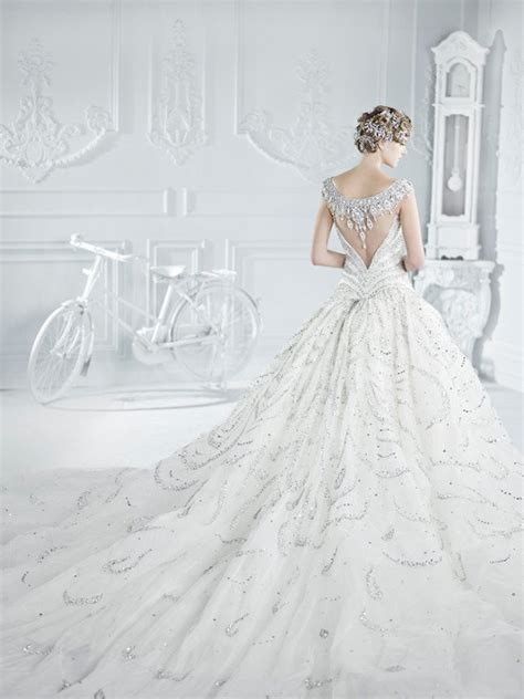 WEDDING DRESSES BY MICHAEL CINCO COUTURE   ALL FOR FASHION