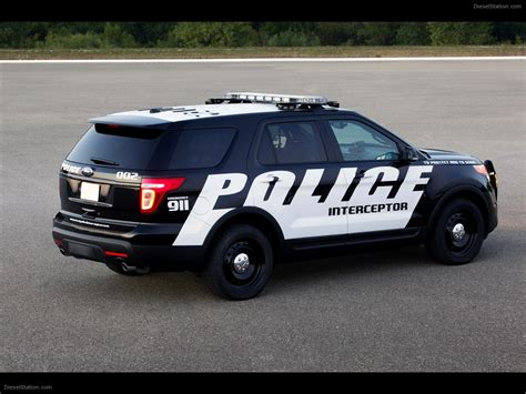 Ford Interceptor The Responsible Car by Ford Interceptor Utility Vehicle 2011 Car